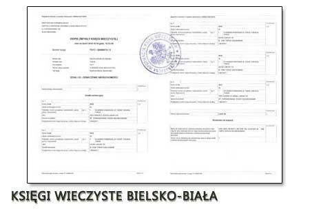 Księgi Wieczyste Bielsko-Biała