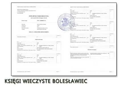 Księgi Wieczyste Bolesławiec