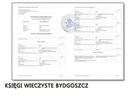 Księgi Wieczyste Bydgoszcz