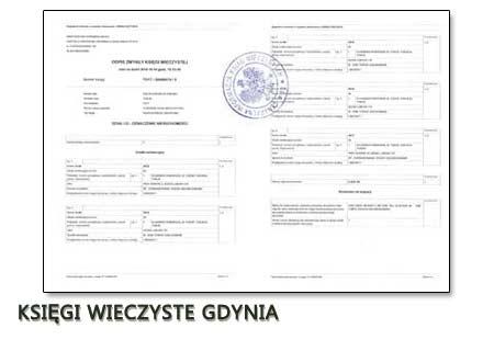 Księgi Wieczyste Gdynia