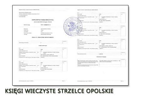 Księgi Wieczyste Strzelce Opolskie